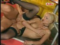 Nikki Anderson foursome stockings from PATHOS (1999)