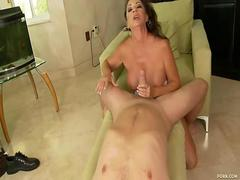 MILF Margo Sullivan Is Desperate For A Good Fucking