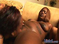 The black ladies are all ready for some oral