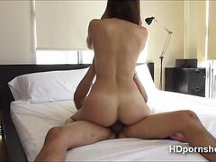 Beautiful Ava Taylor gets doggy style fucked on webcam