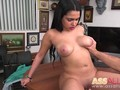 Big Ass Latina First Porno Ada Sanchez