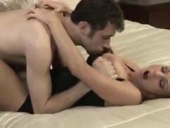 she loves the foreplay before the raw doggy style fuck