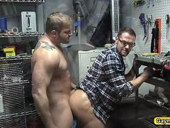 Brendans sweet anal drills hard by Colby