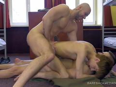 double penetrating young yuri adamov movie