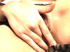 Deep Asian Pussy Masturbation With Dildo From Porn Nerd Asia