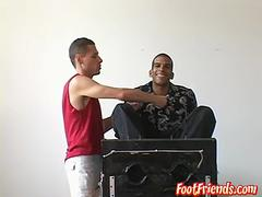 He had tickling fantasies for a long time and cant wait