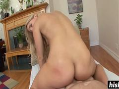 Candice Dare gets her asshole plunged