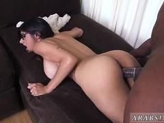 Ebony loves white cock first time Mia Khalifa Tries A Big Black Dick