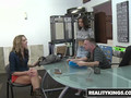 RealityKings - Money Talks - Brianna Oshea Shae Summers Tony Rubino - Knees Down Ass Up