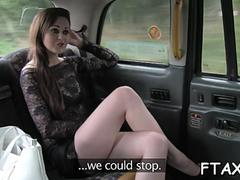 Dirty sex games only in fake taxi
