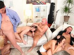 Linet Slag - Bachelor Party Orgy 5