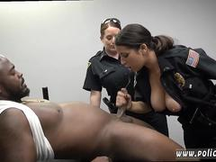 Police squirt Milf Cops