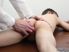 Free chinese gay blowjob and black anal sex thumbs Doctors Office Visit