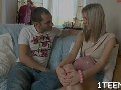 sweet babe gets wild licking segment feature 1