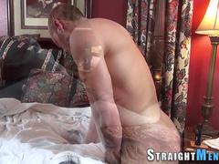Ripped amateur straighty