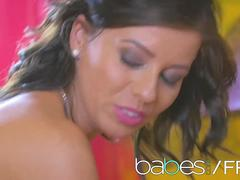 Babes - GRINDING STEPMOTHER featuring Melody Mae Vicky Love Raul Costa