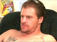 Mature Amateur Jason Beating Off