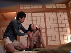 Mind blowing threesome starring Suzu Ichinose - More at javhd.net