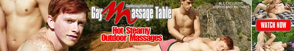 Gay Massage Table
