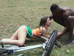 The Bicycle Accident of Abella Danger