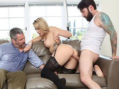 Zoey Monroe Tries Couples Therapy But She Wants To Be Fucked By A Real Man