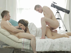 18 Videoz - Silvia Jons - Sex dream becomes a reality