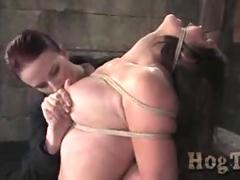Bobbi Starr at Hogtied