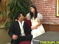 Cuckolded On His Wedding Day