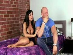 lisa ann n bald guy