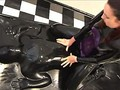 Lana in the Vacbed