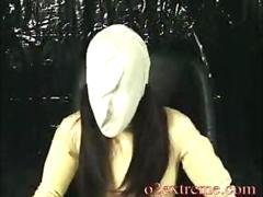 Latex Rubber Swimcap Breath Play