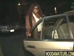 hoodamateurs com HOOKER ON STREET FUCKED