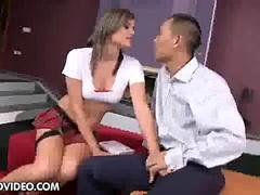 Asian interracial fun