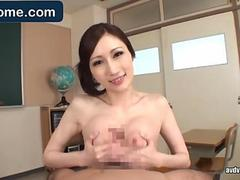 Chinese knockers vixen getting off