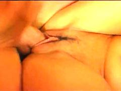 Sexy Carmel Moore getting pounded