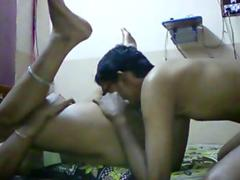 Indian tamil guy licking tasty chut until she cums