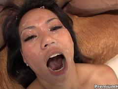 Petite miley villa nailed by black dick video 2