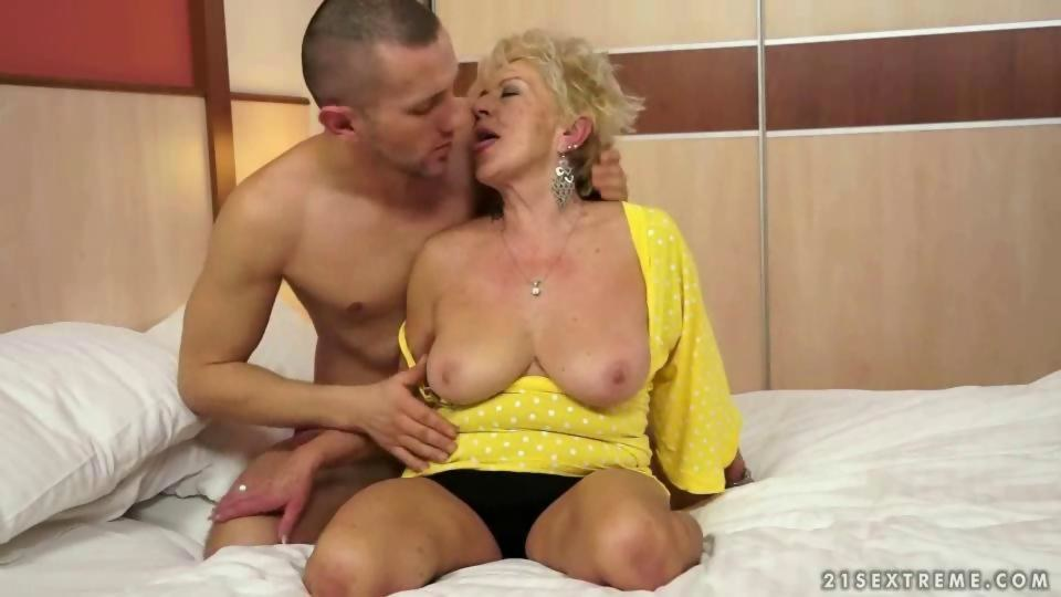 Hot Busty Granny Enjoys A Hard Fucking By The Stallion On Gotporn 1325563