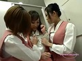 Jap Office Lady seduces two lesbo coworkers