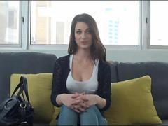 CastingCouch-X Cali coed tries porn first time vid