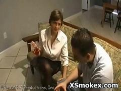 Fetish Smoking Explicit Explicit Horny Chick