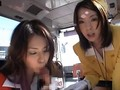 Japanese Bus Girls In Uniform - Public 240293