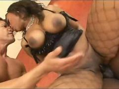 Cherokee made love to her freaky and horny studs