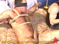 Giant Cock Muscled God Edged