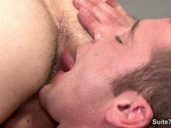 Sweet gays suck cocks in 69 position