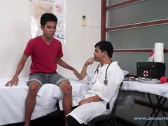 Dr. Vahn and Jayrald - Deep Dildo Therapy