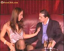 Anal sex for money in bar