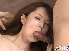 irresistible japanese blowjob sex