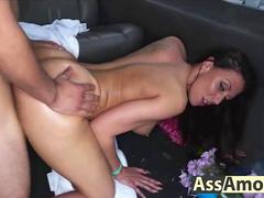Rachel Starr Fucks Lucky Young Guy