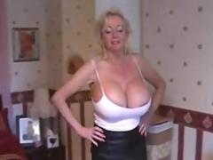 this british milf has huge knockers video